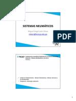 Sesión 03 - Simbología Neumática & Valvulas de Distribución, Selectora y Simultaneidad - 2014-1