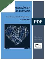Etimoogia Biologia Humana