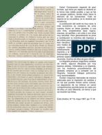 Fragmentos de la Revista Éxito Grafico