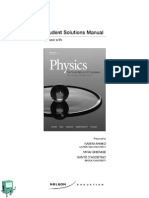 PhysicsSolutionsManual-Physics for Scientists and Engineers