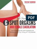 G Spot Orgasms