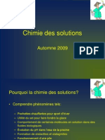 Chimie Solution