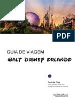 Guia de Viagem WaltDisneyOrlando 2014