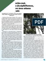 04 - Registro Do Gavião-real, Harpia Harpyja (Accipitrifo Rmes, Accipitridae) Em Área Ur Bana No Bioma Cerrado