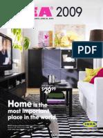 IKEA Katalog 2009