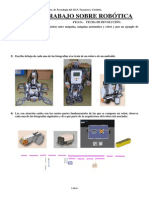 Guía de Trabajo de Robótica