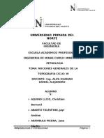 Informe Mineralogia y Petrologia[1]