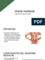 Sindrome miofacial