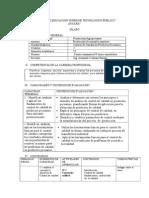 Sílabo Armando Control de c,p. Pecuarios