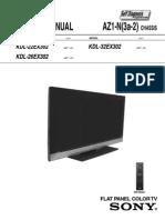 Sony Bravia Service Manual