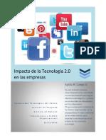 Impacto de la Tecnología 2.0 en las Empresas