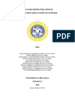 Tugas Kelompok Etika Hukum