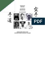 Historia Karate