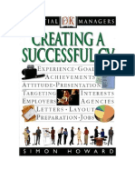 Creating a Successful CV