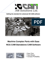 NCG CAM Brochure 2012
