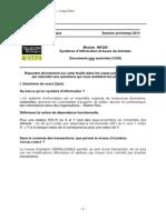 INF206 Printemps2011 Controle Continu Correction