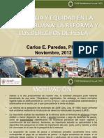 Reformas en La Pesca Peruana