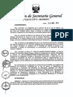 Res. N° 2060-2014-MINEDU [TodoDocumentos.info]