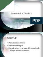 MATEK2Lec 2