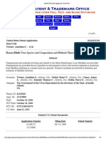 Ebola Patent