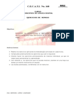 Ejercicios electronica digital