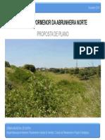 Apresentação do Plano de Pormenor da Abrunheira Norte