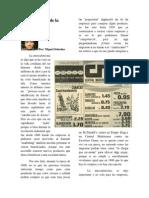 Articulo de Opinión sobre la historia de la mercadotecnia