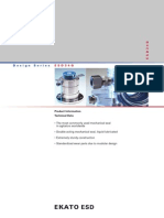 Mechanical seals in agitators