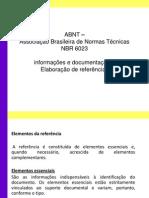 ABNT Revisada 2010