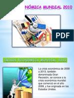 Crisis Mundial 2010