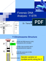 6. Forensic DNA Analysis Y-STR