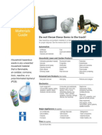 household choires distribution system