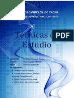 Técnicas de estudios