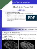 15-Mais Projectos Tipo Em CAD 4edicao
