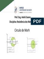Circulo de Morh