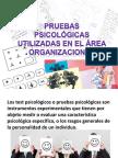 Pruebas psicologicas utilizadas en el area organizacional (1).pptx