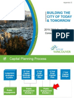 Consultation Summary 2015 2018 Capital Plan 2014-09-30