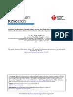 Arterial Calsification 2011
