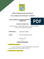 Proyecto Productivo de  PALTO V 2012.docx