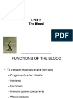 Unit 2 Blood