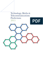 ICT & Telecom Predictions by TMT
