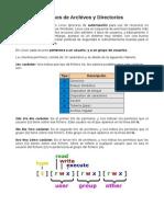 Unidad 5. Permisos de Archivos y Directorios