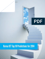 Korea ICT Top 10 Predictions for 2014