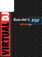 VirtualDJ 7 - Manual en Español (Con Hipervínculos)