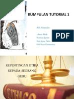 Tutorial 1 edu3083