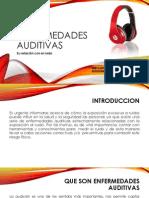 presentacion Enfermedades auditivas