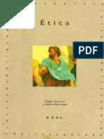 Cortina & Martínez - Ética