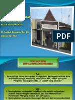 struktur organisasi DPPKA kota Mojokerto