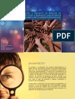 Diseno y Aplicacion de Sistemas de Monitoreo y Evaluacion Para Proyectos Sociales y de Cooperacion Internacional Ciesi Folleto on Line