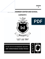Us Army Engineer Center and School